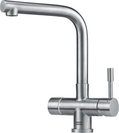 Franke Boiling Hot Water Tap MINERVA-E-4IN1-SS-MONDIAL - Stainless Steel