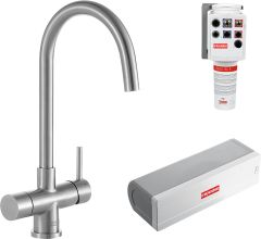 Franke Boiling Hot Water Tap MINERVA-E-4IN1-SS - Stainless Steel