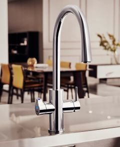 Zip Boiling Hot Water Tap MT2792Z1 - Brushed Chrome