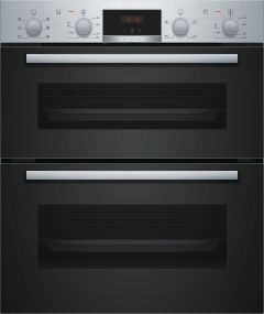 Bosch Double B/U Oven Electric NBS113BR0B - Stainless Steel