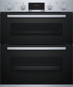 Bosch Double B/U Oven Electric NBS533BS0B - Stainless Steel