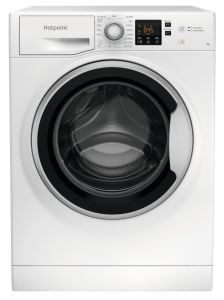 Hotpoint Freestanding Washing Machine NSWE742UWSUKN - White