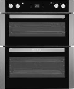 Blomberg Double B/U Oven Electric OTN9302X - Stainless Steel