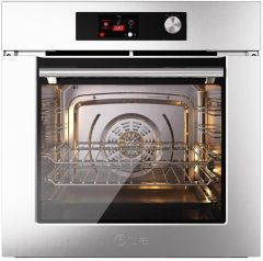Ilve Single Oven Electric OV60SLT3 - Stainless Steel
