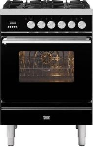 Ilve Slot In Cooker Dual Fuel P06WE3 - Various Colours