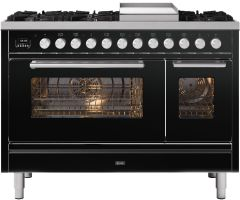 Ilve Range Cooker Dual Fuel P12FWE3 - Various Colours