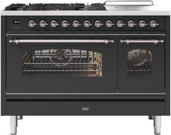 Ilve Range Cooker Dual Fuel P12SNE3 - Various Colours