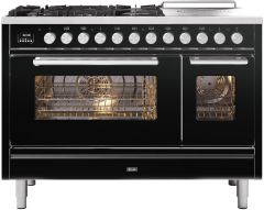 Ilve Range Cooker Dual Fuel P12SWE3 - Various Colours