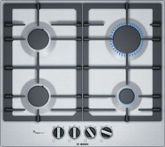 Bosch Gas Hob PCP6A5B90 - Stainless Steel