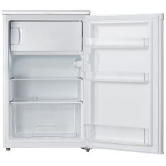 Lec Freestanding Fridge Icebox R5517W - White
