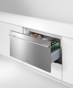 Fisher & Paykel Built In Larder Fridge RB9064S1 - Fully Integrated