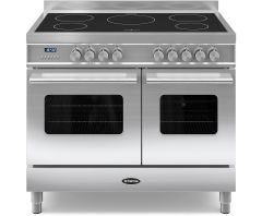 Britannia Range Cooker Induction RC-10TI-DE-S - Stainless Steel
