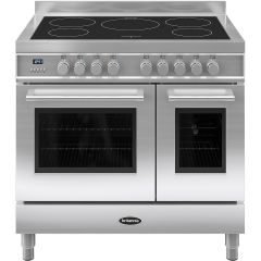 Britannia Range Cooker Induction RC-9TI-QL-S - Stainless Steel