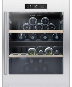 Fisher & Paykel Freestanding Wine Cooler RF106RDWX1 - Stainless Steel