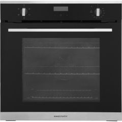 Rangemaster Single Oven Electric RMB605BL-SS - Stainless Steel