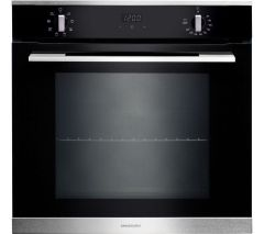 Rangemaster Single Oven Electric RMB608BL-SS - Stainless Steel