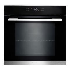 Rangemaster Single Oven Electric RMB610BL-SS - Stainless Steel