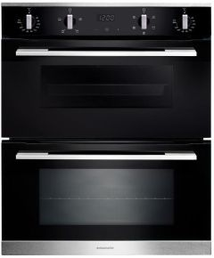 Rangemaster Double B/U Oven Electric RMB7245BL-SS - Stainless Steel
