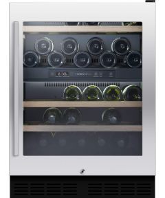 Fisher & Paykel Built In Wine Cooler RS60RDWX1 - Stainless Steel