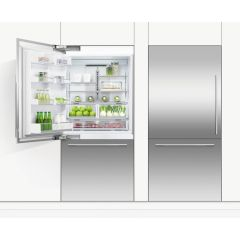 Fisher & Paykel Built In Fridge Freezer Frost Free RS9120WLJ1-EX-DISPLAY - Fully Integrated