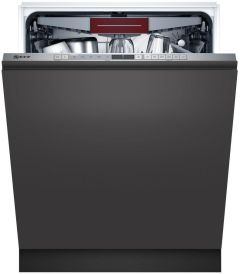 NEFF Built In 60 Cm Dishwasher Fully S153HCX02G - Fully Integrated