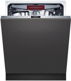 NEFF Built In 60 Cm Dishwasher Fully S187ZCX43G - Fully Integrated