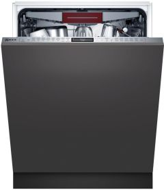 NEFF Built In 60 Cm Dishwasher Fully S189YCX01E - Fully Integrated