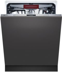 NEFF Built In 60 Cm Dishwasher Fully S195HCX26G - Fully Integrated