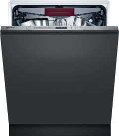 NEFF Built In 60 Cm Dishwasher Fully S353HCX02G - Fully Integrated