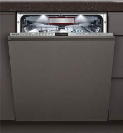 NEFF Built In 60 Cm Dishwasher Fully S517T80D6E - Fully Integrated
