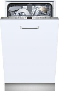 NEFF Built In 45 Cm Dishwasher Fully S583C50X0G-EX-DISPLAY - Fully Integrated