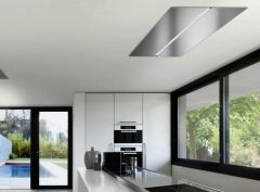 Airuno Ceiling Integrated SALIERI-900-SS-NO-MOTOR - Stainless Steel