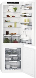AEG Built In Fridge Freezer Frost Free SCE818F6TS - Fully Integrated