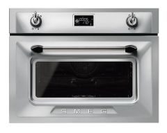 Smeg Steam Combi Oven SF4920VCX1 - Stainless Steel