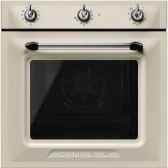 Smeg Single Oven Electric SF6905P1 - Cream