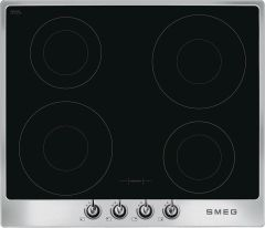 Smeg Induction Hob SI964XM - Stainless Steel Frame