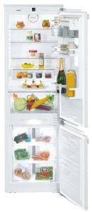 Liebherr Built In Fridge Freezer Frost Free SICN3386 - Fully Integrated