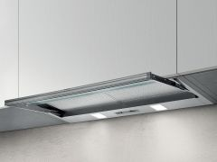 Elica Telescopic Hood SKLOCK-LED-60 - Silver