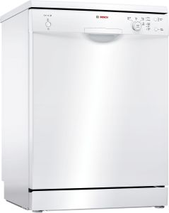 Bosch Freestanding 60 Cm Dishwasher SMS24AW01G - White