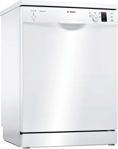 Bosch Freestanding 60 Cm Dishwasher SMS25AW00G - White