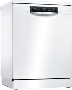 Bosch Freestanding 60 Cm Dishwasher SMS67MW00G - White