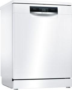 Bosch Freestanding 60 Cm Dishwasher SMS88TW06G - White