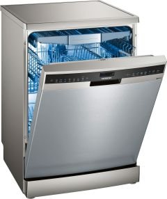 Siemens Freestanding 60 Cm Dishwasher SN258I06TG - Stainless Steel