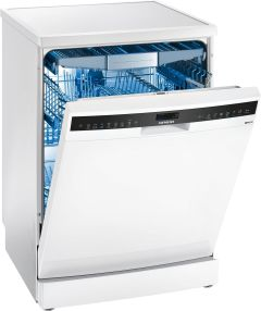 Siemens Freestanding 60 Cm Dishwasher SN258W06TG - White