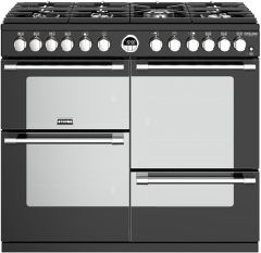 Stoves Range Cooker Dual Fuel ST-STER-DX-S1000DF - Various Colours