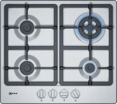 NEFF Gas Hob T26BB59N0 - Stainless Steel