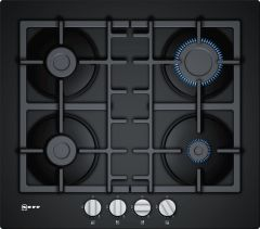 NEFF Gas Hob T26CB49S0 - Black