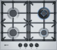 NEFF Gas Hob T26DS59N0 - Stainless Steel