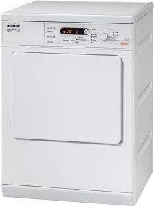 Miele Freestanding Vented Tumble Dryer T8722 - White