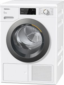 Miele Freestanding Condenser Tumble Dryer Heat Pump TCJ660WP - White